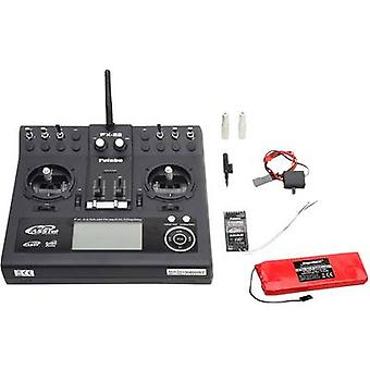 Futaba FX-22 2,4 GHz RC console 2,4 GHz No. of channels: 14