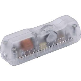 Pull dimmer + strain relief Transparent Switchin