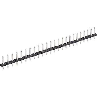 Pin strip (precision) No. of rows: 1 Pins per row: 24 PTR 50130245001 1 pc(s)