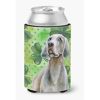 Может или бутылка Hugger Каролинских сокровища BB9848CC Weimaraner Святого Патрика