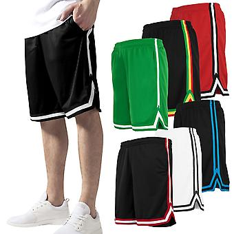 Urban Classics - MESH Basketball Sports Fitness Shorts