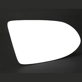 Right Stick-On Mirror Glass Easy to Fit For Vauxhall ZAFIRA 1999-2005