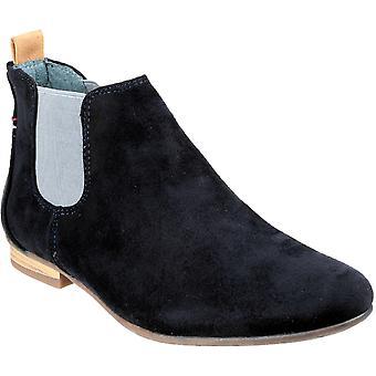 واصطف ديفاز النسائية/السيدات بيزا الصوف أحذية الكاحل عارضة الأزياء