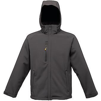 Regatta Professional Mens Repeller Warm Hooded Softshell Jacket