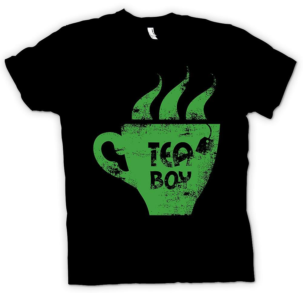 Mens T-shirt - thé Boy - Funny