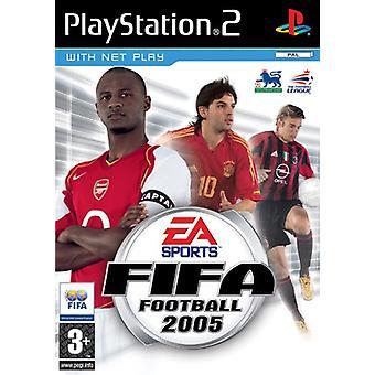 FIFA Football 2005 (PS2) - Factory Sealed