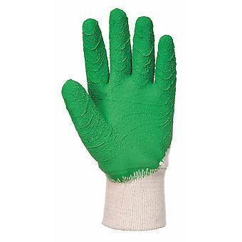 sUw - Latex Open Back Crinkle Glove (3 Pair Pack)