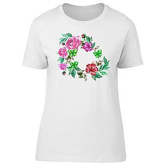 Bowknots Flower Tee Women's -Image by Shutterstock