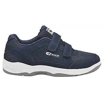 Gola Mens Belmont Suede Wide Fit Trainers