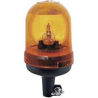 Emergency light 12 V, 24 V via in-car outlet Sta