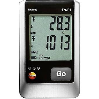 testo 176 P1 Pressure/Humidity/Temperature Data Logger