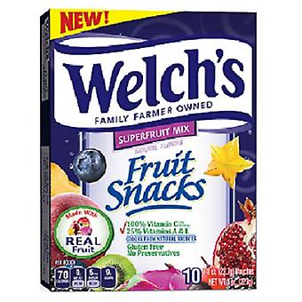 Welch's Superfruit Mix Fruit Snacks