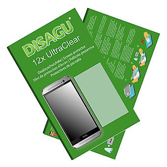 HTC one M8 2014 TD-LTE display protector - Disagu Ultraklar protector