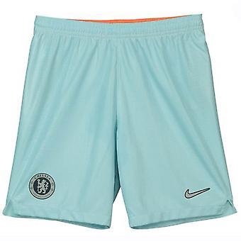 2018-2019 Chelsea Third Nike Football Shorts (Kids)