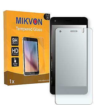 Archos 50f Helium Screen Protector - Mikvon flexible Tempered Glass 9H (Retail Package with accessories)
