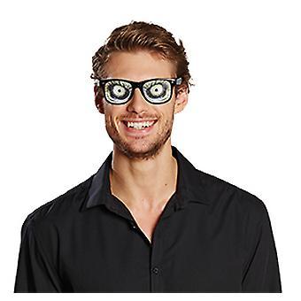 Hagedis oog masker accessoire carnaval Halloween