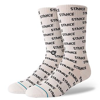 Stance Repeat Crew Socks