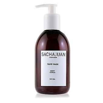 Lavado a mano Sachajuan - cítricos brillantes - 500ml/16.9 oz