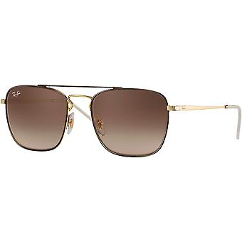 Ray - Ban RB3588 brown gold Brown gradient