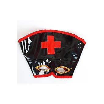 Voksen dårlig sykepleier maske