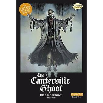 The Canterville Ghost - The Graphic Novel - Original Text (British Engl