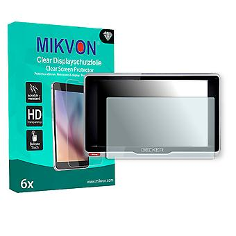 Becker Ready.5 Screen Protector - Mikvon Clear (Retail Package with accessories)