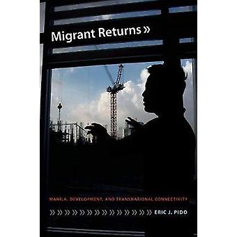 Retours de migrants - Manille - développement - et transnationale Connectivit