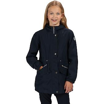 Regatta Girls Tamora Waterproof Breathable Hooded Coat