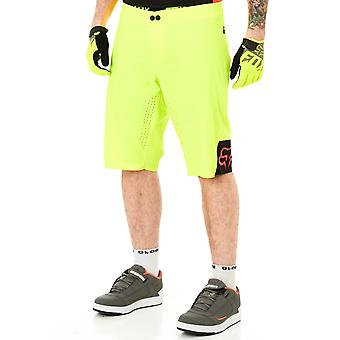 Fox Flourescent Yellow 2016 Attack MTB Shorts