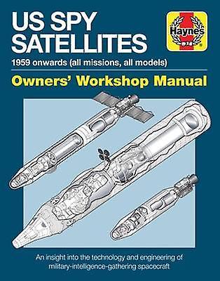 Spy Satellite Manual - 2016 by David Baker - 9781785210860 Book