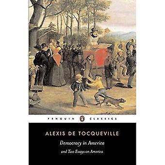 Demokratie in Amerika: und zwei Essays über Amerika (Penguin Classics)