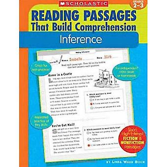 Inference (Reading Passages That Build Comprehension)