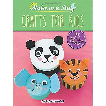 Make in a Day: Crafts for� Kids