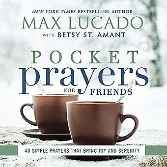 Tasche-Gebete für Freunde