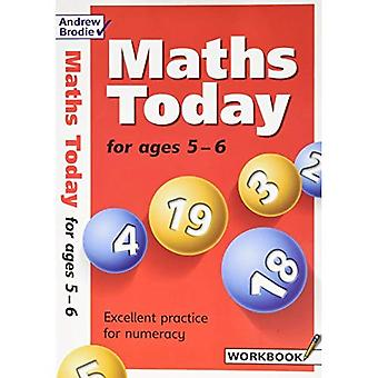 Maths Today for Ages 5-6 (Maths Today)
