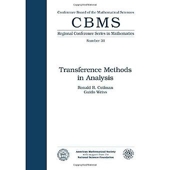 Transference Methods in Analysis