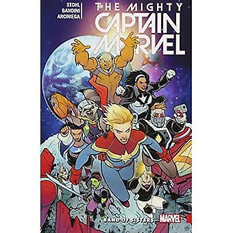 O poderoso Capitão Marvel Vol. 2