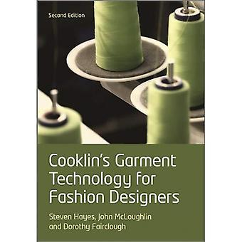 Cooklin's Garment Technology for Fashion Designers