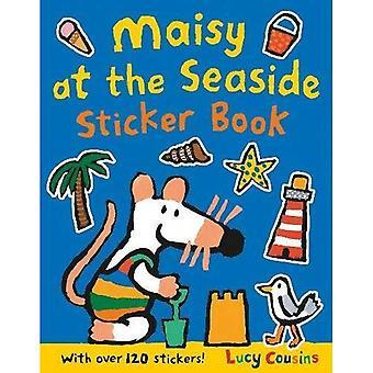 Maisy le livre autocollant de bord de mer