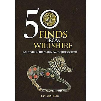 50 vondsten uit Wiltshire: objecten uit de draagbare Oudheden-regeling
