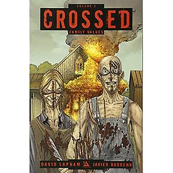 Crossed Volume 2: Family Values