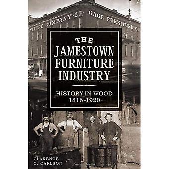 Jamestown möbelindustrin: Historia i trä, 1816-1920