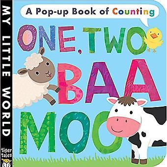 One Two, Baa Moo (My Little World)