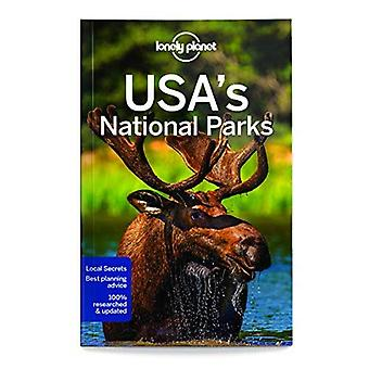 Lonely Planet USA's National Parks - Travel Guide