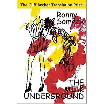 The Milk Underground (The Cliff Becker Book Prize in Translation)
