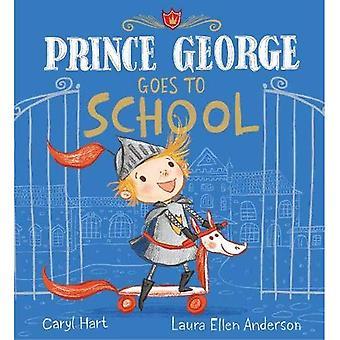 Prince George Goes to School (Prince George)
