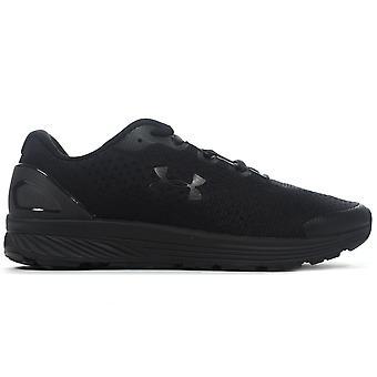 Sous blindage facturés Bandit 4 Mens Running formation Trainer chaussures Black