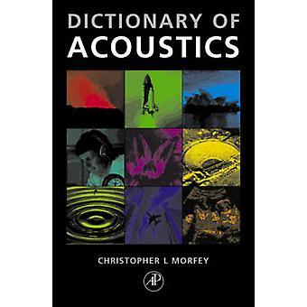 Ordbok av akustik av Morfey