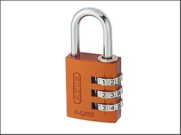 ABUS 145/40 40mm Aluminium Combination Padlock Random Colour 49865
