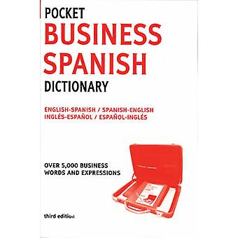 Pocket Business Spanish Dictionary 2ED Large Print by A&C Black